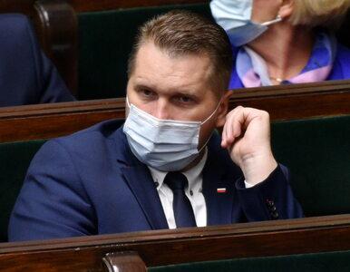 """Spór Czarnka z dziennikarzem TVN. """"Macie problemy z rozumieniem tego, co..."""