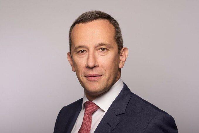 Radosław Kędzia wiceprezes Huawei wregionie Europy Środkowo-Wschodniej ikrajów nordyckich