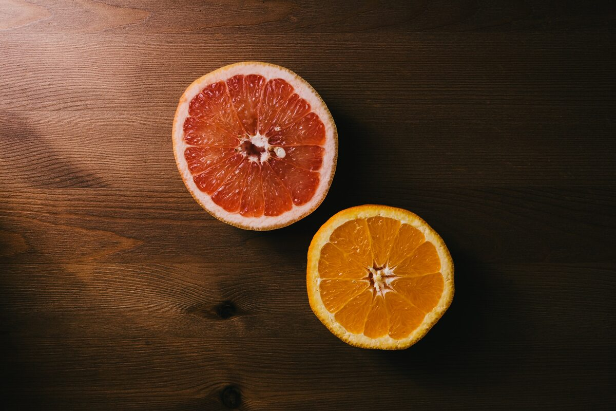 Grejpfruty Zdjęcie ilustracyjne