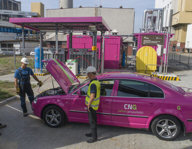 Tauron przerabia dwutlenek węgla w gaz do samochodów