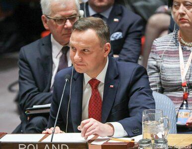 """Polska obejmuje przywództwo w Radzie Bezpieczeństwa ONZ. """"Ten maj może..."""
