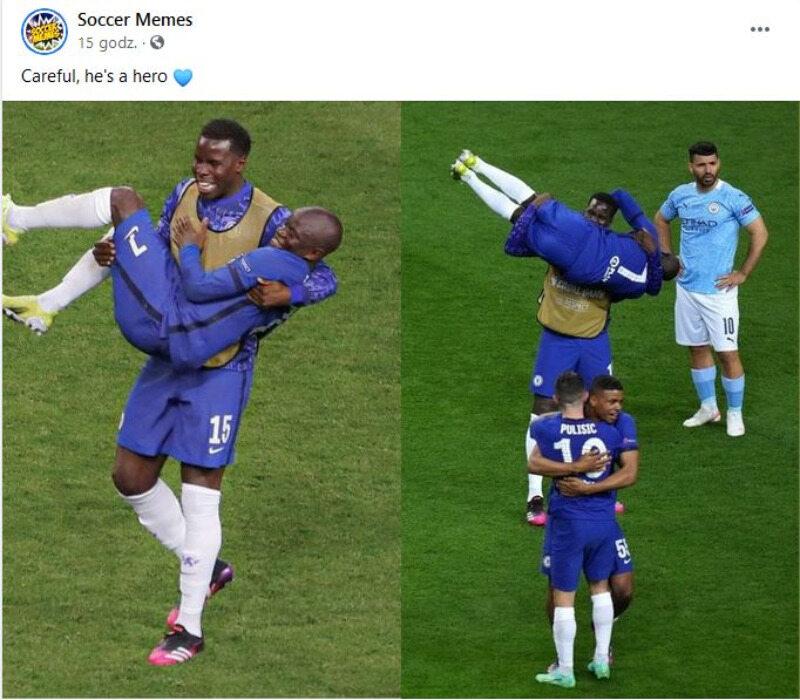 Mówiliśmy już, że N'Golo Kante wielkim piłkarzem jest?