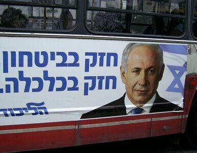 Netanjahu chce odłożyć żale wobec Palestyny