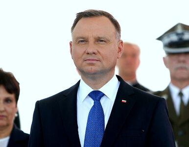 """Andrzej Duda pogratulował Joe Bidenowi wyboru na prezydenta USA. """"Życzę..."""
