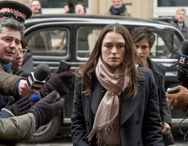 "Keira Knightley jako Katharine Gun. Jest pierwszy zwiastun ""Official..."