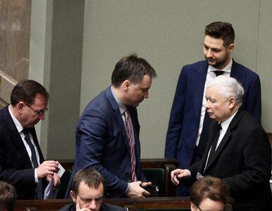 """Kaczyński złożył ofertę Ziobrze. """"Rosnące aspiracje lidera Solidarnej..."""