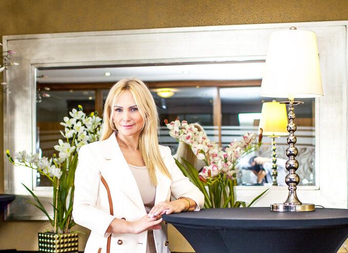 Beata Drzazga, założycielka Drzazga Clinic Laseroterapia iMedycyna Estetyczna, BetaMed S.A.