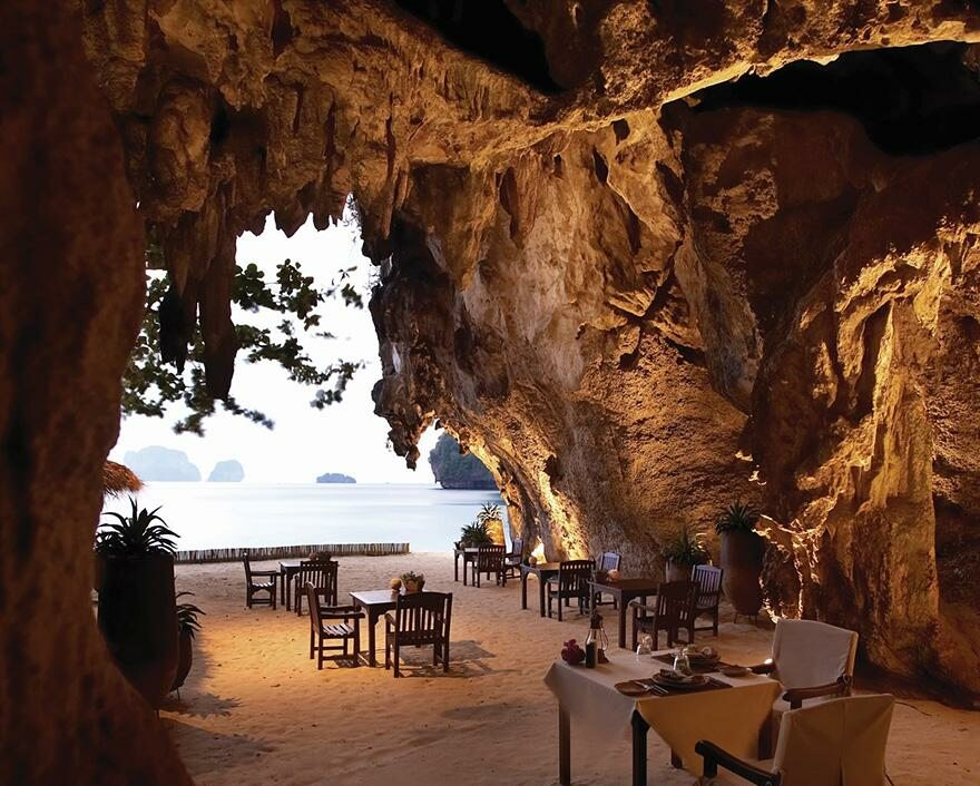 Rayavadee Krabi, Tajlandia