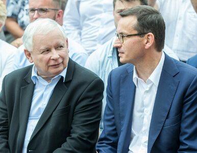W PiS-ie krąży żart o Morawieckim. Opowiedział go Jarosław Kaczyński