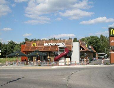 W McDonaldzie pojawi się menu z kaloriami