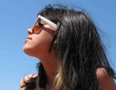 Rak skóry na oku. Przez tanie okulary przeciwsłoneczne?