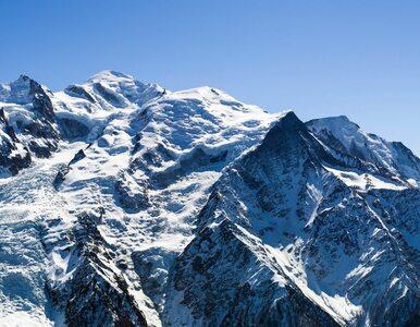 Tragedia na Mont Blanc. Prokuratura przesłucha wszystkich uczestników...
