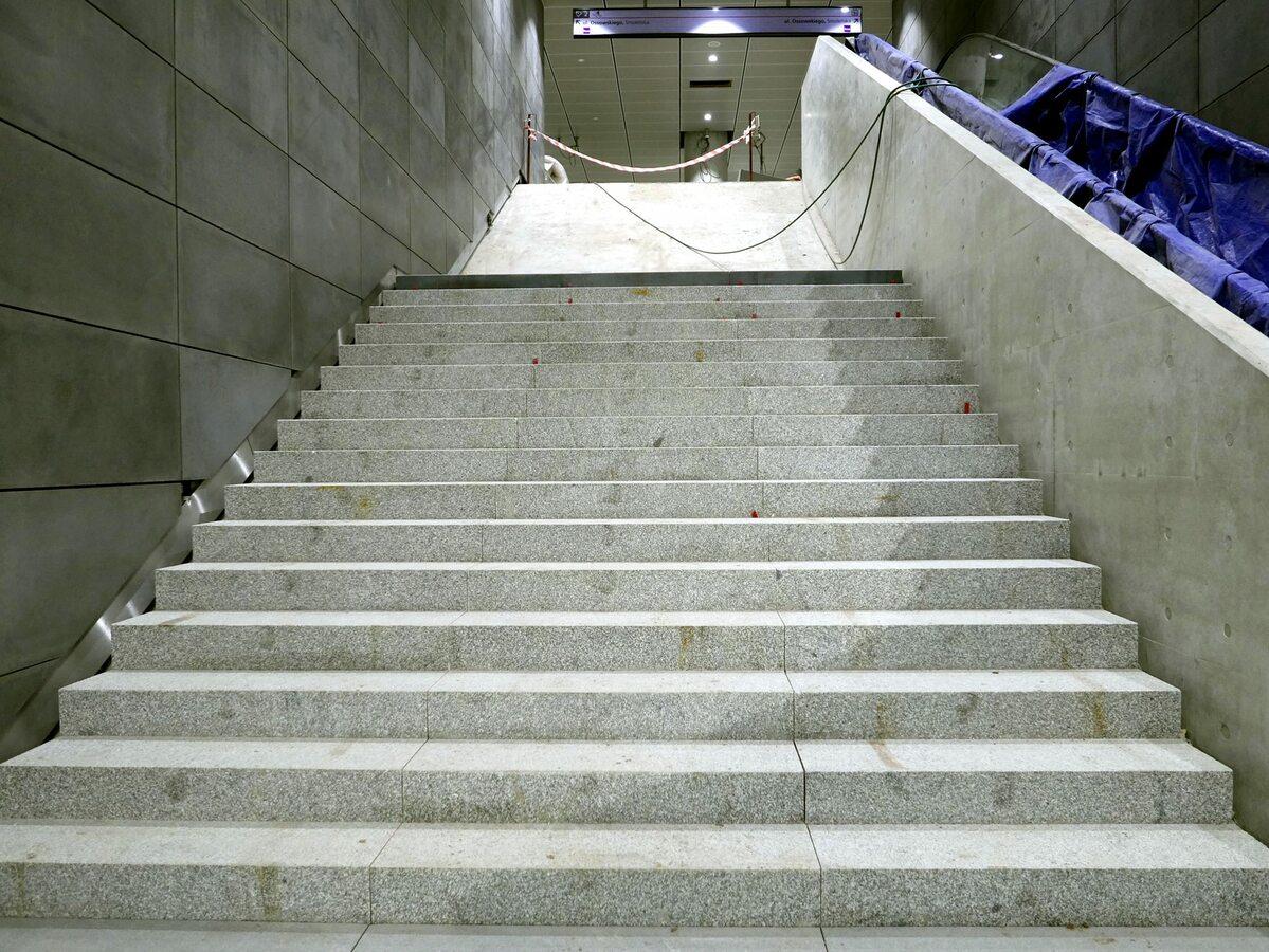Stacja metra Targówek Stacja II linii metra Targówek