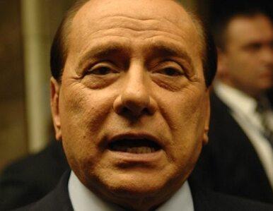 Berlusconi będzie pracować w domu starców