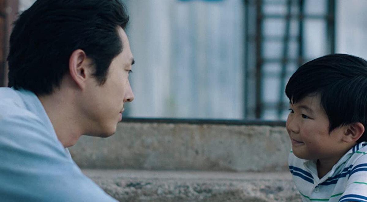"""Kadr z filmu """"Minari"""""""