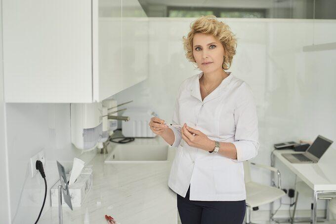 Dr Katarzyna Szczepanowska