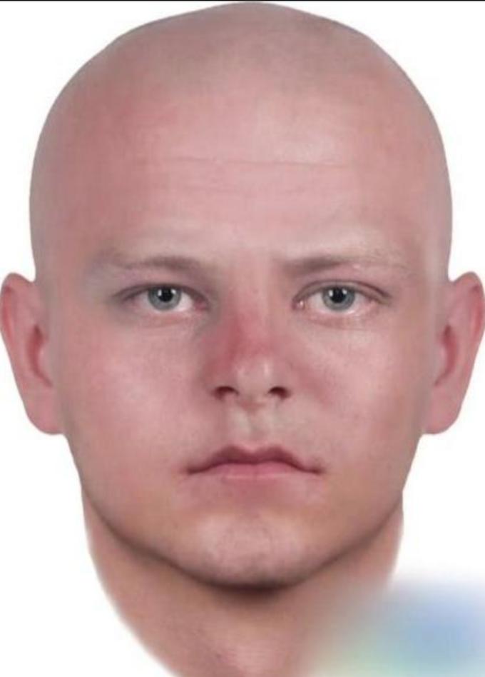 Portret mężczyzny poszukiwanego ws. śmierci 16-latki