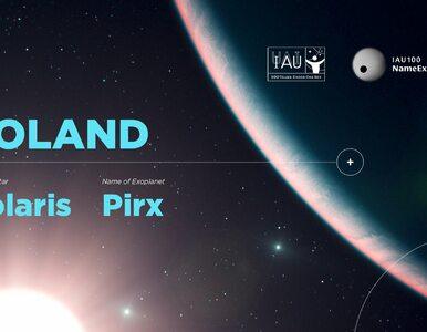 Mimo miażdżącej wygranej polska planeta i gwiazda nie będą nazwane...