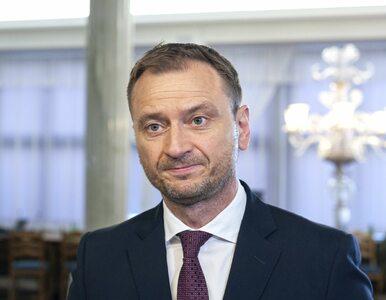 """Nitras zaczepił Brudzińskiego, ten odpowiedział. """"Takie omamy można leczyć"""""""