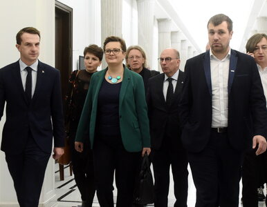 Lubnauer: Nowy klub nie jest klubem Koalicji Obywatelskiej