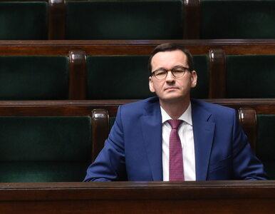 Sejm wznowi dzisiaj obrady. Na początek informacja premiera nt. sytuacji...