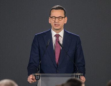 Morawiecki o taśmach Kaczyńskiego: Jeden z największych niewypałów...