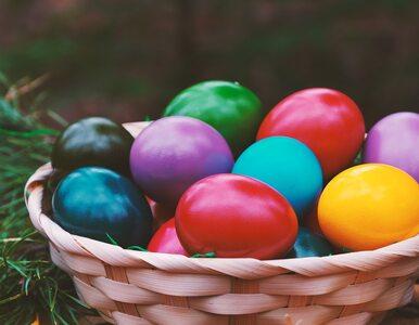 Jak ozdobić jajka wielkanocne? Prosty sposób na kolorowe pisanki