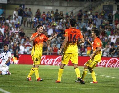 Barcelona powiększa przewagę nad Realem