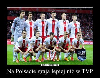 Nie wygraliśmy przez Szpakowskiego? Najlepsze memy po meczu Polska -...