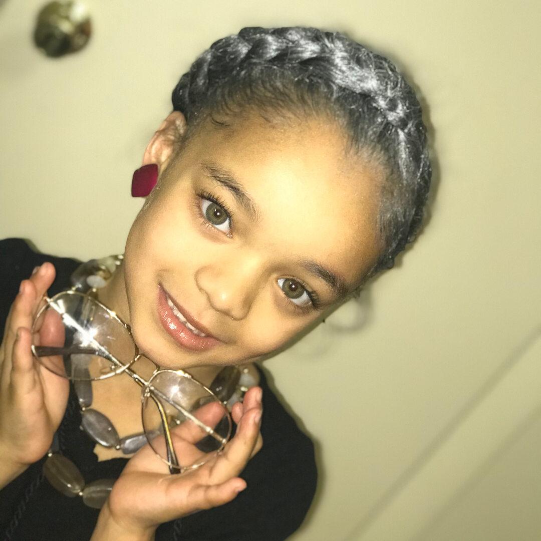 6-letnia Ala'a