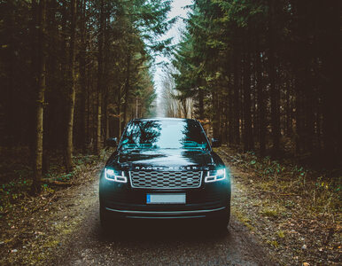 Jaguar Land Rover opracuje SUV na wodór