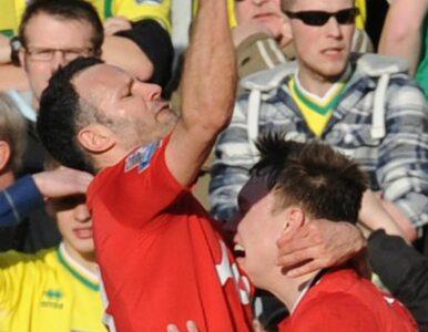 Liga angielska: Giggs gra po raz 900 - i strzela. Arsenal rozbił Tottenham