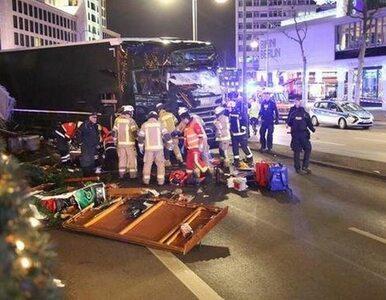 Nowe informacje ws. zamachu i zabójstwa polskiego kierowcy w Berlinie