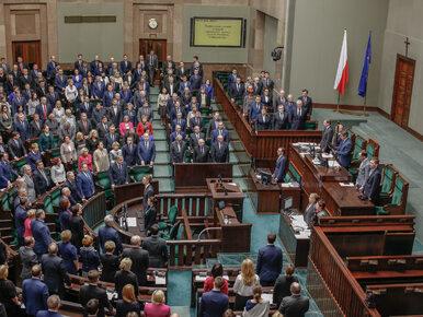 W piątek Sejm zajmie się wnioskiem o wotum nieufności dla rządu