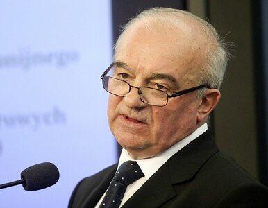 Opozycja znów chce odwołać ministra Tuskowi