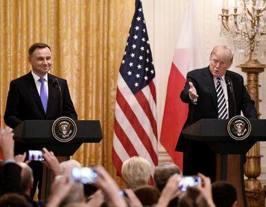"""Prezydent Duda spotka się z Donaldem Trumpem? """"Polska jest traktowana..."""