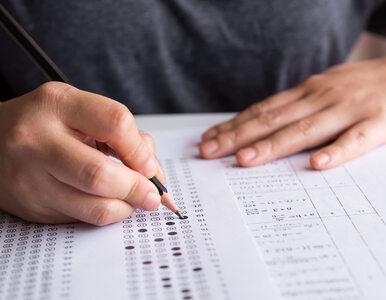 Matury 2019. W poniedziałek początek egzaminów