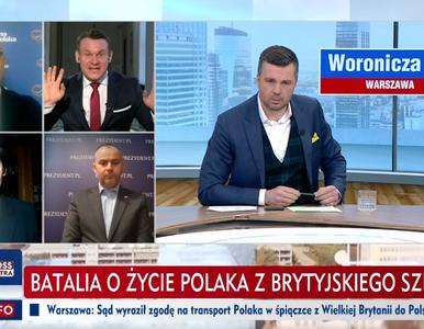 Ostre spięcie na antenie TVP Info. Żukowska do Tarczyńskiego: Zamiast...