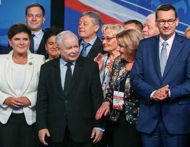 Beata Szydło nieobecna w sztabie PiS. Jarosław Kaczyński wyjaśnia
