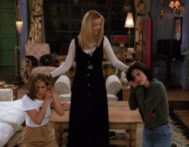 """""""Przyjaciele"""" – quiz z serialu. Jaki numer Susie """"wykręciła"""" Chandlerowi?"""