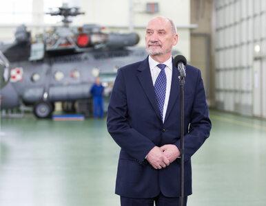 Macierewicz: Samolot dla VIP-ów wybrany