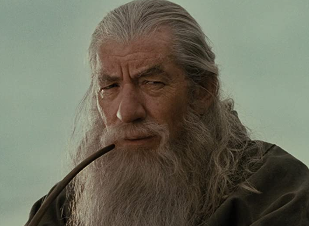 Dlaczego Gandalf nie chciał iść do Morii?