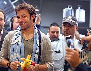 Del Piero: nie jestem na antypodach po to, aby skończyć karierę