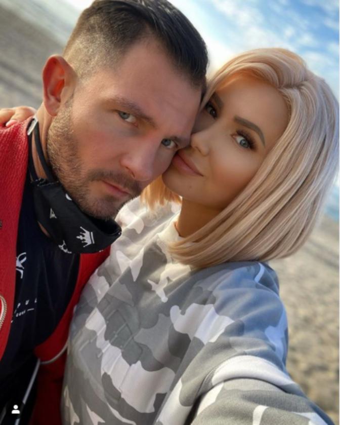 Izabela Macudzińska i Patryk Borowiak
