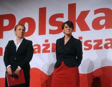 Partie Kluzik-Rostkowskiej i Palikota poza Sejmem. Liderem PO