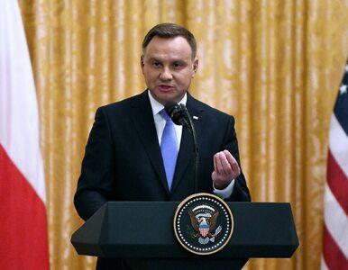 Czy prezydent Duda dobrze reprezentuje Polskę za granicą? Opublikowano...