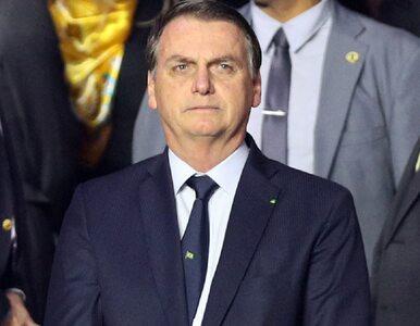 Szczyt ws. pożarów w Amazonii. Bolsonaro zmienił zdanie co do swojego...