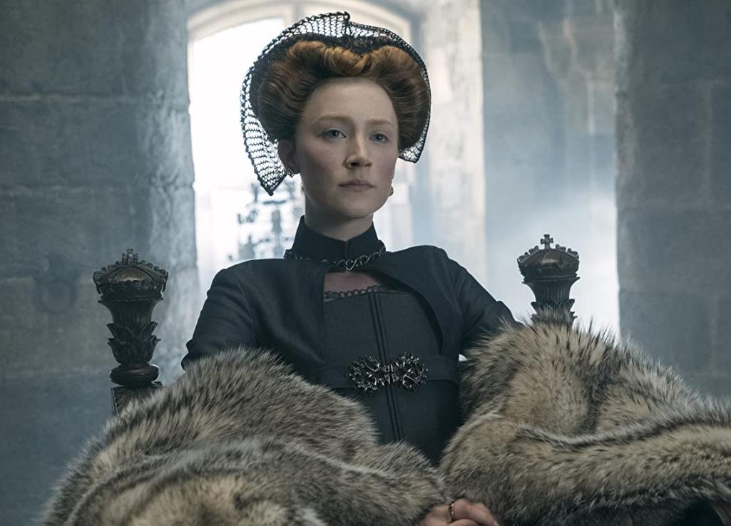 """Kadr z filmu """"Maria, królowa Szkotów"""""""