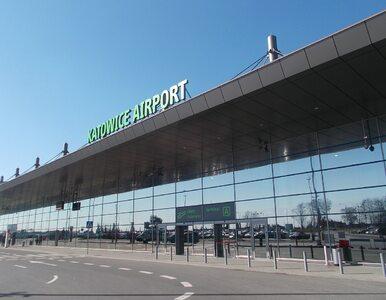 Groźny incydent na lotnisku w Pyrzowicach. Mężczyzna wyłamał drzwi do...