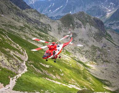 Śmiertelny wypadek w Tatrach. Turystę znaleziono pod skałką,...